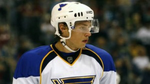 To say the Blues missed Erik Johnson last season, would be a massive understatement. (Picture courtesy of sportsnet.ca)