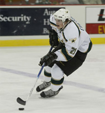 Loui Eriksson was a difference maker for the Stars in 2008/09 (Picture courtesy of hockeycentralen.se)