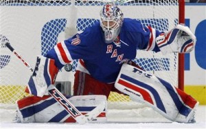 """The King"" will decide how far the Rangers can go. (Picture courtesy of sportsnet.ca)"