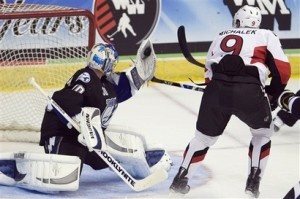 Milan Michalek is the type of player the Senators have coveted for some time. (Picture courtesy of yahoo.com)