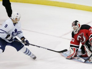 Niklas Hagman brings a nice leadership element to the Maple Leafs' forward corps. (Picture courtesy of cp24.com)