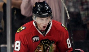 Blackhawks Rising Kane Hockey