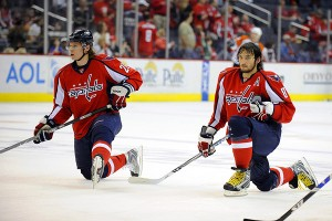 Ovechkin and Semin