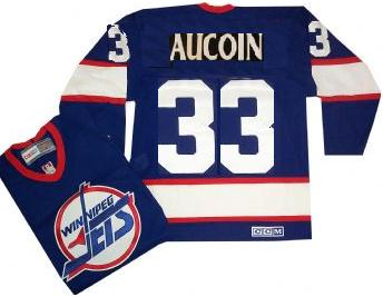 Aucoin Jets Jersey