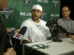 Winnipeg NHL, Winnipeg Jets, Dustin Byfuglien, NHL Draft