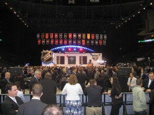 NHL Entry Draft St. Paul Minnesota, NHLWinnipeg, NHL Entry Draft, Xcel Entergy Center