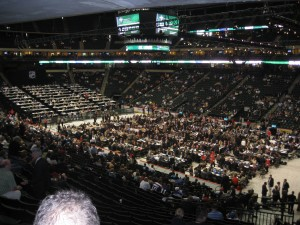 NHL Entry Draft, Minnesota Wild, St. Paul