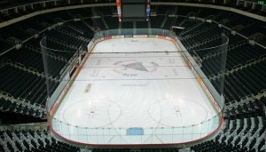 Winnipeg Jets Secton 313, MTS Centre