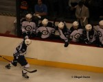 Jets Exhibition Game - Mark Scheifele goal