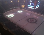 MTS Centre pre-game