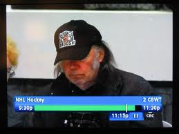 Neil Young Moose Hat