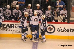 Jets and Preds - 1st Line