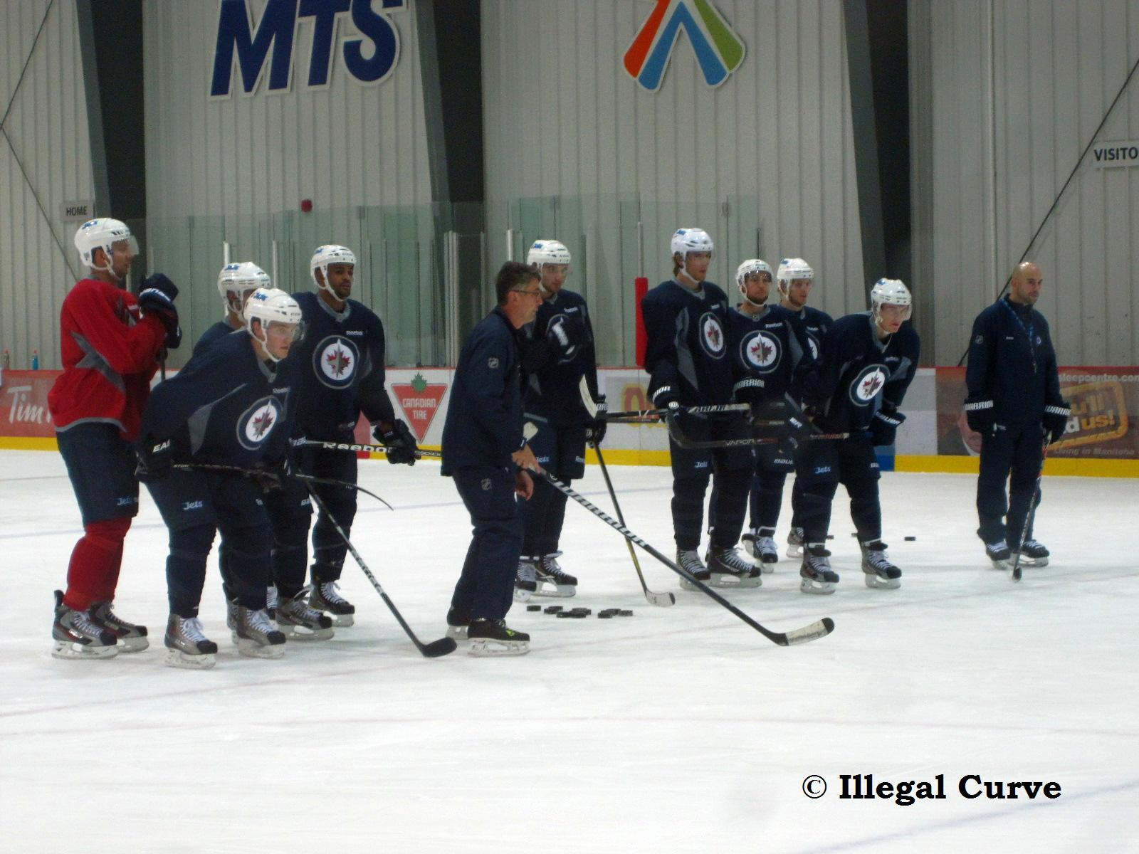 meet 9fe6e 94dde Winnipeg Jets Morning Papers (Saturday, Oct. 22nd) | Illegal ...