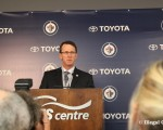 Mark Chipman press conference
