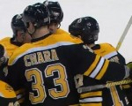 Bruins win