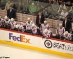 Caps bench