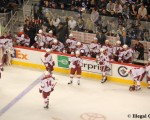 Coyotes Bench