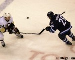 Blake Wheeler vs. Pens
