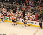 Flyers bench (Feb 21, 2012) 450 x 300