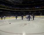 Jets practice (Feb 22, 2012)