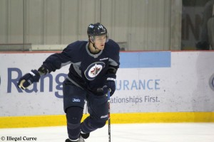Scheifele at training camp