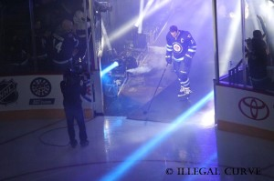 Andrew Ladd -Home Opener