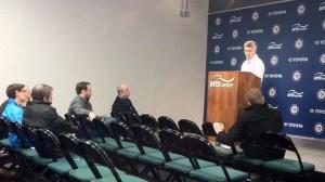 Coach Noel - January 28, 2013