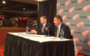 Holmstrom retires
