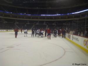 January 24, 2013 Jets practice