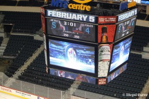 Jets beat Islanders in OT - January 27, 2013