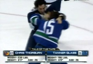 Thorburn vs. Glass