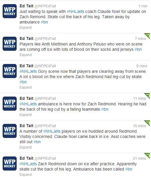 Ed Tait on Redmond