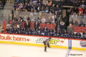 Feb 17, 2013 Jets bench