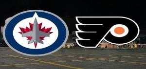 Jets @ Flyers