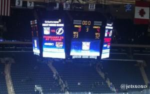 Jets beat Rangers