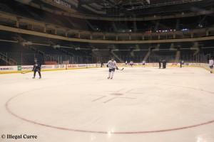 Jets practice - February 10, 2013