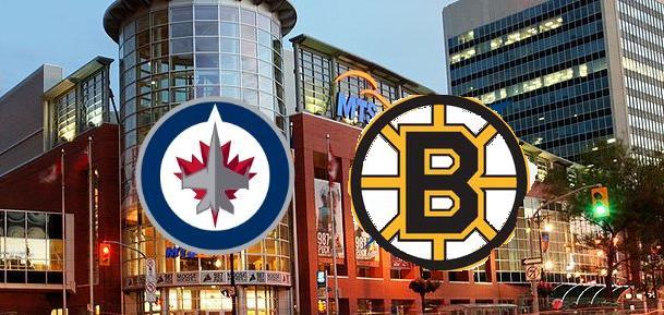 Bruins at Jets