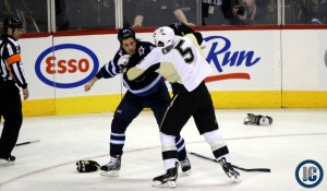 Chris Thorburn fight 3 wm