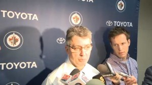 Coach Noel post-game vs. Leafs