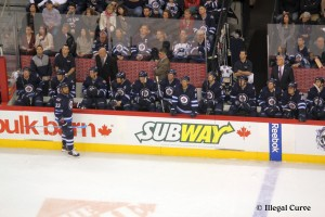 Jets bench (March 24)
