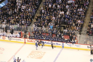 MTS Centre gets loud