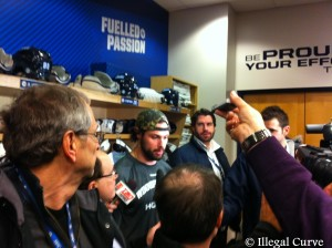 Zach Bogosian - March 2013