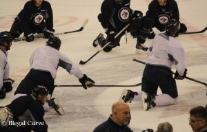 Bogosian pushes Trouba
