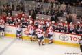 Florida Panthers bench - April 11, 2013