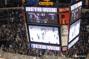 Jets beat Canes - April 18, 2013
