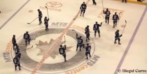 Jets beat Sabres - salute fans