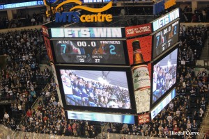 Jets blow out Panthers (April 11, 2013)
