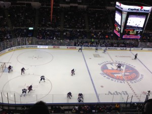 Jets vs. Isles - Jets lose