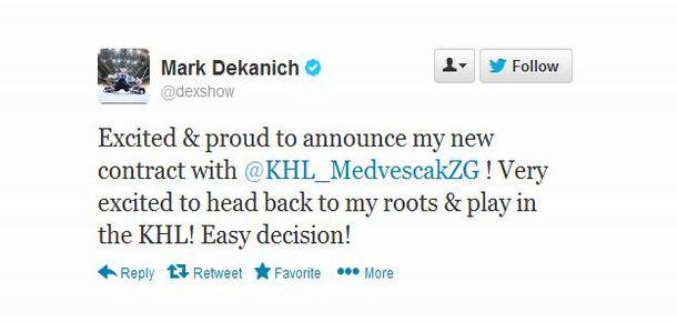 Mark Dekanich