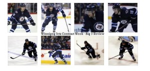 Winnipeg Jets Contract Week - Big 3 Review